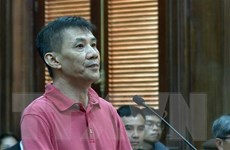 Tuyên án các đối tượng phạm tội hoạt động nhằm lật đổ chính quyền