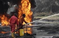 Nổ đường ống dẫn dầu tại Nigeria làm nhiều người thiệt mạng