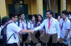 Kiểm tra việc tổ chức kỳ thi THPT Quốc gia tại Thành phố Hồ Chí Minh