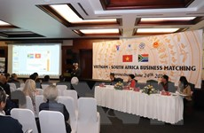 Doanh nghiệp Việt Nam tìm cơ hội xuất khẩu tại thị trường Nam Phi