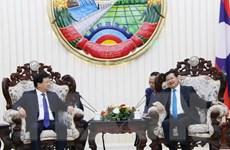 Lãnh đạo cấp cao Lào: Quan hệ Việt Nam-Lào đang phát triển tốt đẹp