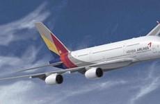 Hãng hàng không Asiana Airlines sẽ được rao bán trong tháng tới