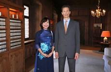 Hoàng thân Công quốc Liechtenstein đánh giá cao vai trò của Việt Nam