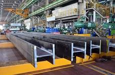 Doosan Vina cung ứng kết cấu thép cho nhà máy phân bón của Brunei
