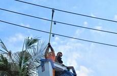 Chế tạo thiết bị cảnh báo sự cố lưới điện có tính ứng dụng cao