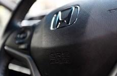 Honda tiếp tục triệu hồi 1,6 triệu xe ôtô tại Mỹ do lỗi túi khí