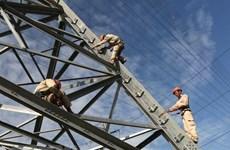 Khôi phục cấp điện toàn bộ phụ tải miền Bắc và miền Trung