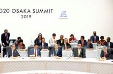 [Photo] Hoạt động của Thủ tướng trong chuyến tham dự Hội nghị G20