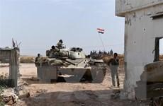 Gần 100 người thiệt mạng do giao tranh tại khu vực Tây Bắc Syria