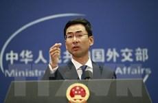Trung Quốc phản đối dự luật chi tiêu quốc phòng năm 2020 của Mỹ