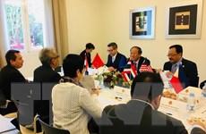 Việt Nam hoàn thành nhiệm kỳ Chủ tịch Ủy ban các nước ASEAN tại Madrid