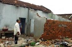 Hỗ trợ người dân Thừa Thiên-Huế khắc phục hậu quả thiên tai