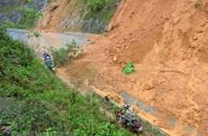 Cảnh báo lũ quét, sạt lở đất và ngập úng cục bộ ở Điện Biên