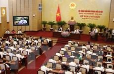 Khai mạc Kỳ họp thứ 9 Hội đồng Nhân dân thành phố Hà Nội khóa XV