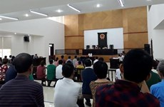 Phạt tù 8 nguyên cán bộ, lãnh đạo xã sai phạm trong Dự án Tây Hồ Tây