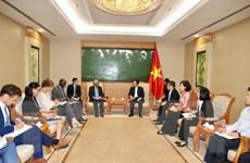 Việt Nam sẽ cải tiến, đơn giản hóa thủ tục tiếp nhận nguồn vốn ODA