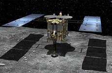 Tàu thám hiểm Nhật Bản hạ cánh thành công xuống tiểu hành tinh Ryugu