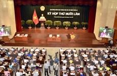 Hội đồng Nhân dân TP.HCM triển khai mô hình 'Kỳ họp không giấy'