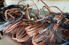 Bắt đối tượng chuyên cắt trộm dây cáp điện tại các trạm biến áp