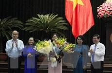 Bà Phan Thị Thắng được bầu làm Phó Chủ tịch HĐND TP Hồ Chí Minh