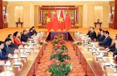 Chủ tịch Quốc hội kết thúc tốt đẹp chuyến thăm chính thức Trung Quốc