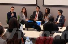 Sinh viên Việt ở Australia hào hứng với Cuộc thi Ý tưởng khởi nghiệp