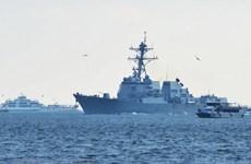Đánh giá sức mạnh của Hải quân Mỹ ở khu vực Biển Đen