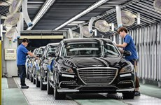 Xe Hyundai sẽ được trang bị hệ thống cảnh báo lái xe tiên tiến