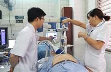 Triển khai kỹ thuật điều trị mạch vành bằng sóng xung kích
