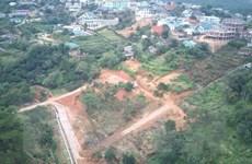 Xử lý các công trình phân lô đất nền, rao bán trái phép ở Lâm Đồng