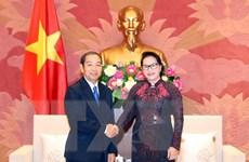 Tòa án Nhân dân Tối cao Việt Nam và Lào tăng cường hiệu quả hợp tác