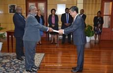 Toàn quyền Papua New Guinea coi trọng quan hệ với Việt Nam