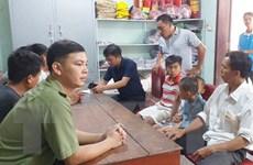 Ba cháu trai nghi bị bắt cóc đã được bàn giao cho gia đình