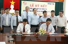 Tăng cường hợp tác thông tin giữa TTXVN và UBND tỉnh Ninh Thuận