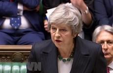 Thủ tướng Anh kêu gọi thỏa hiệp để thỏa thuận rời EU được thông qua