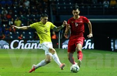 HLV từng vào chung kết World Cup khen hàng công của tuyển Việt Nam