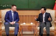 Thúc đẩy hợp tác giữa thanh niên hai nước Việt Nam-Liên bang Nga
