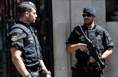 Cảnh sát Tây Ban Nha bắt giữ 4 nghi can thánh chiến Hồi giáo