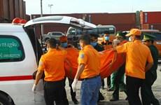 Vụ tàu cá Nghệ An bị đâm chìm: Xác định danh tính 3 thuyền viên