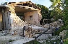 Hai trận động đất liên tiếp tại Philippines, ít nhất 5 người chết