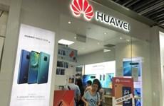 Hàng ngoại lép vế tại thị trường điện thoại thông minh Trung Quốc