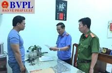 Vụ Huy 'Nấm độc' trốn trại: Một đại úy công an Bình Thuận bị bắt