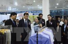 Hội chợ thương mại, đầu tư hành lang kinh tế Đông Tây tại Đà Nẵng