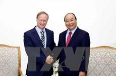 Thủ tướng tiếp Đại sứ, Trưởng phái đoàn EU đến chào từ biệt