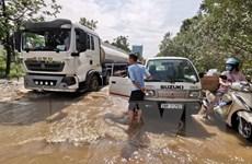 Bắc Bộ và Thanh Hóa tiếp tục có mưa to, có nơi lượng mưa trên 120mm