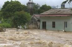 Sơn La: Một người tử vong do mưa lũ, nhiều nhà bị ngập sâu