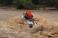 Mực nước các sông ở địa bàn tỉnh Thanh Hóa tiếp tục lên nhanh