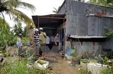 Xử lý nghiêm vụ tạt xăng, chém người thi hành công vụ ở Cà Mau