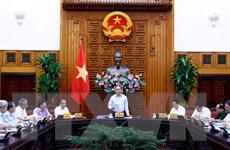 Thủ tướng chủ trì cuộc họp Thường trực Tiểu ban Kinh tế xã hội