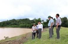 Kiểm tra công tác đảm bảo an toàn hồ, đập tại tỉnh Đắk Lắk